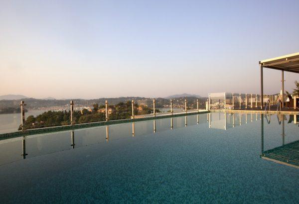 Villa Gemina - A luxury villa with private pool in Corfu